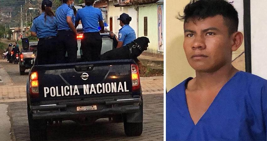 José Del Carmen Cáceres, acusado de homicidio. Cortesía/Radio ABC Stereo