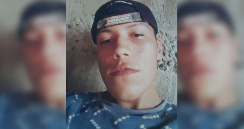Axel Fernando desapareció desde agosto. Foto: Cortesía/Radio ABC Stereo