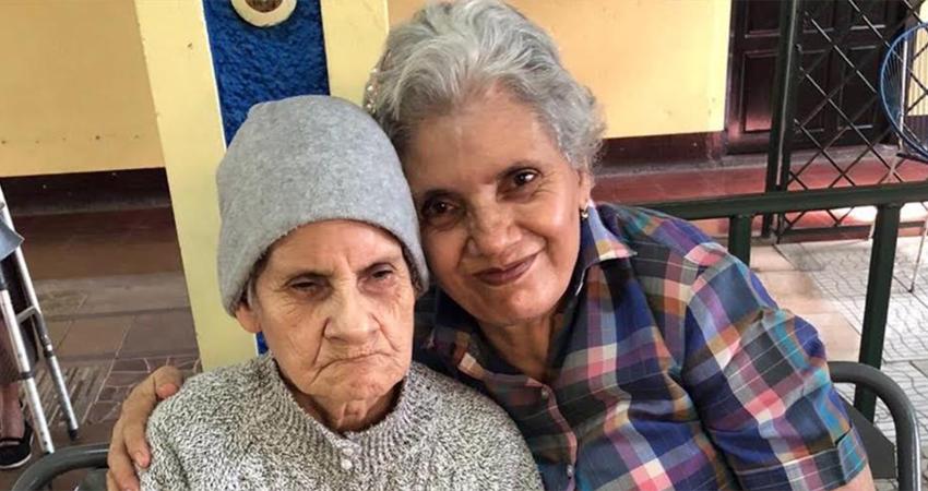 La hermana Rosa Elba Mejía, responsable del centro, agradeció todo el apoyo brindado por corazones solidarios y espera que siempre tengan presentes a los ancianitos.
