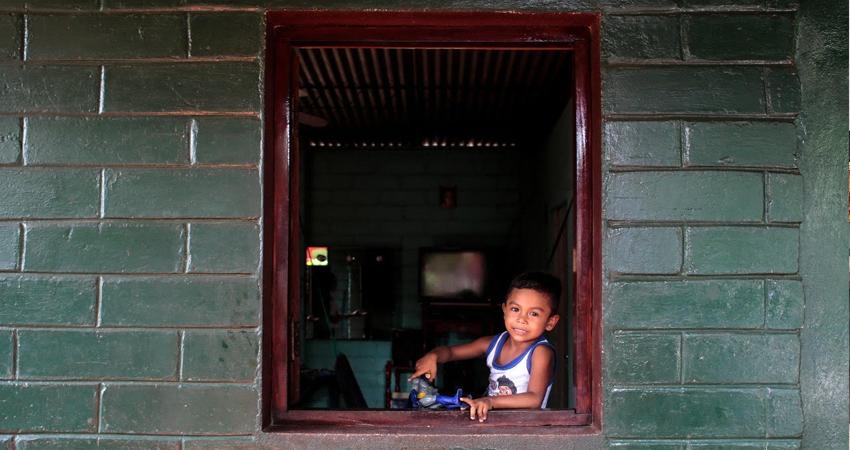 Hábitat para la Humanidad Nicaragua ha contribuido a disminuir la brecha habitacional en el país. Foto: Cortesía/Radio ABC Stereo