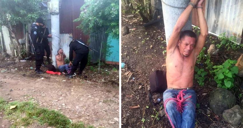 Según denuncias, las víctimas solían ser acosadas por el hombre cuando iban al molino o regresaban de clases. Ayer el sujeto fue atrapado cuando vigilaba a una niña.