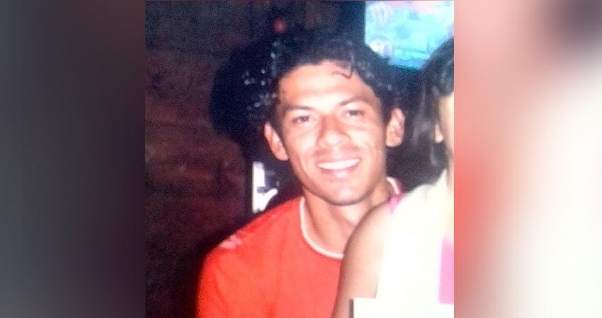 El esteliano de 37 años padece de problemas mentales y tras 9 días no hay rastro de su paradero.