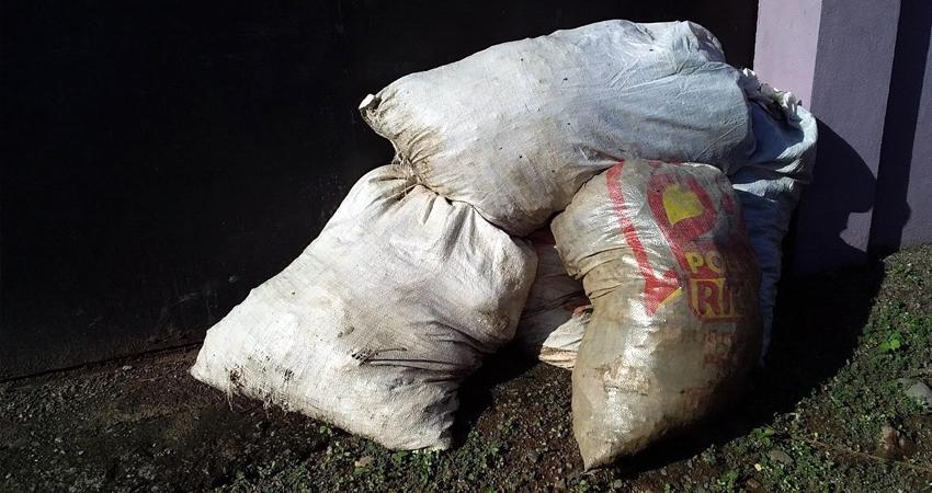 Según denunciantes, la basura se les ha acumulado por la ausencia del tren de aseo.