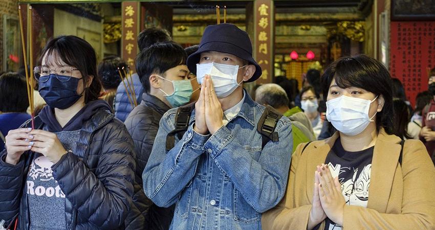 Taiwán ostenta el mejor registro en coronavirus del mundo con diferencia y el jueves alcanzó el nuevo hito.