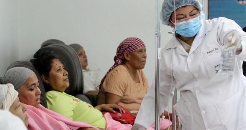 Un diagnóstico a tiempo puede salvar vidas. En Nicaragua, esta es una de las principales causas de muerte en las mujeres de entre 40 y 44 años de edad.