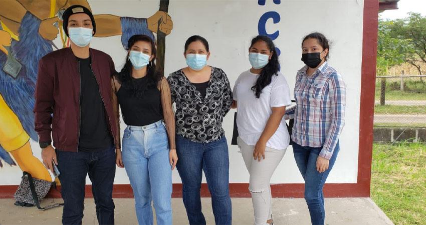 Los jóvenes universitarios del recinto Estelí se alzaron con el tercer lugar gracias a un proyecto de innovación social con el que buscan llevar el vital líquido a comunidades con problemas de acceso al agua potable.