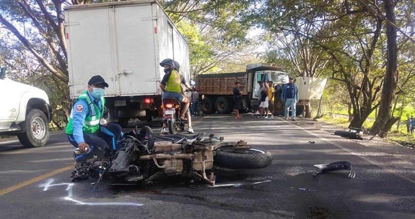 La mayoría de víctimas mortales han sido conductores. Foto: Juan Fco. Dávila/Radio ABC Stereo