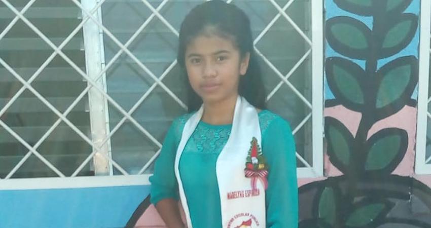 Mareling Dayana Espinoza Rivera, de 15 años de edad. Foto: Cortesía/Radio ABC Stereo