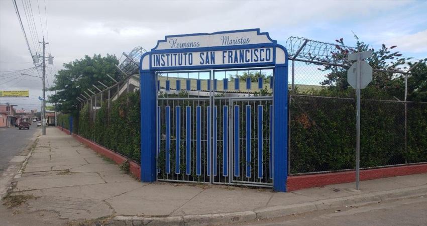 Colegio Marista San Francisco en Estelí. Foto: Archivo/Radio ABC Stereo