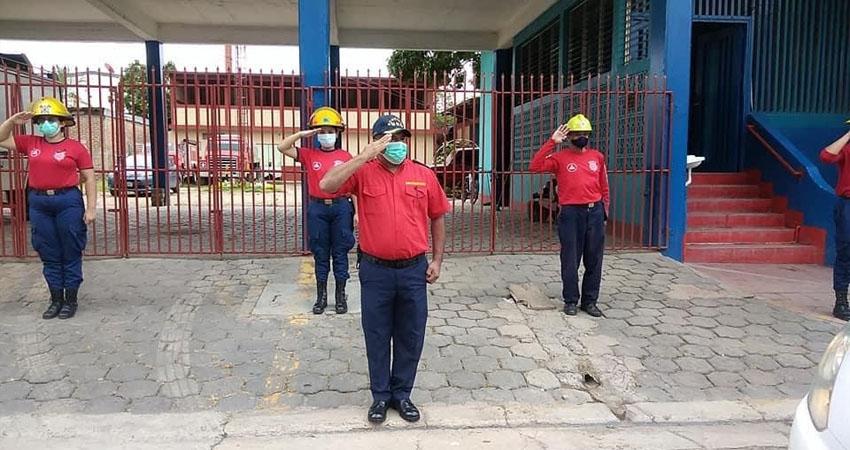 Los bomberos piden tener conciencia. Foto: Cortesía/Radio ABC Stereo