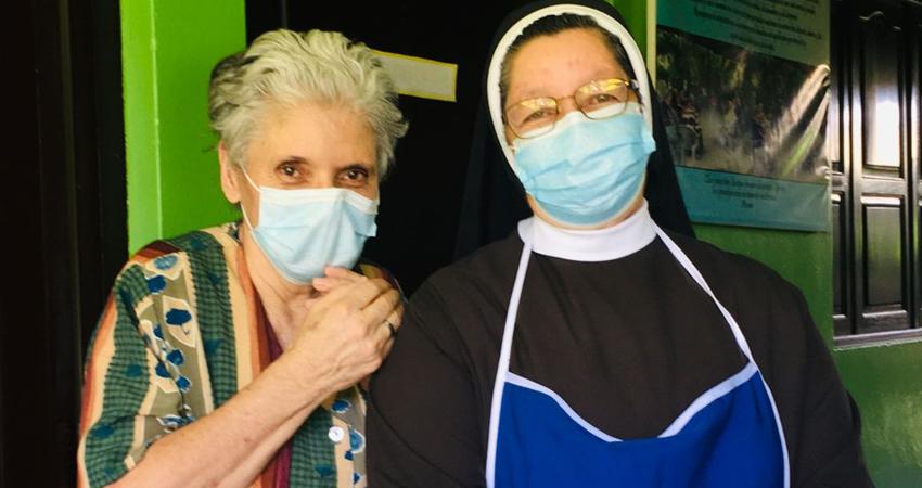 El Club Santa Lucía recibió apoyo después de conocer la situación de emergencia que vivían. Foto: Alba Nubia Lira/Radio ABC Stereo