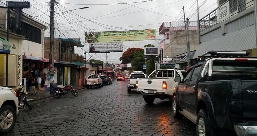 Producto de Eta, durante esta semana en Estelí seguirá lloviendo de forma constante.