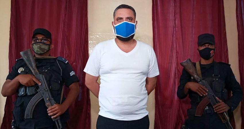 Después de ser declarado culpable por homicidio imprudente, Abner fue condenado a un año pero lo pasará en su casa. Foto: Cortesía